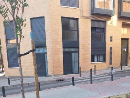 Edificio. Calle Faustina Calvo, 11-2